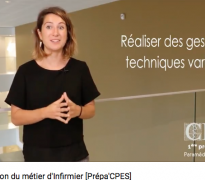 cps actualite formation infirmier