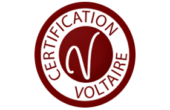 logo certification Voltaire cps